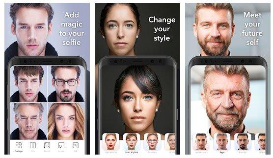 تحميل فيس اب FaceApp Pro النسخة المدفوعة كاملة للاندرويد احدث نسخة 2019