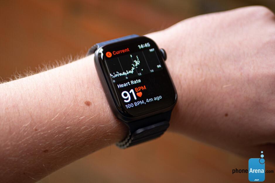 مراجعة Apple Watch Series 6