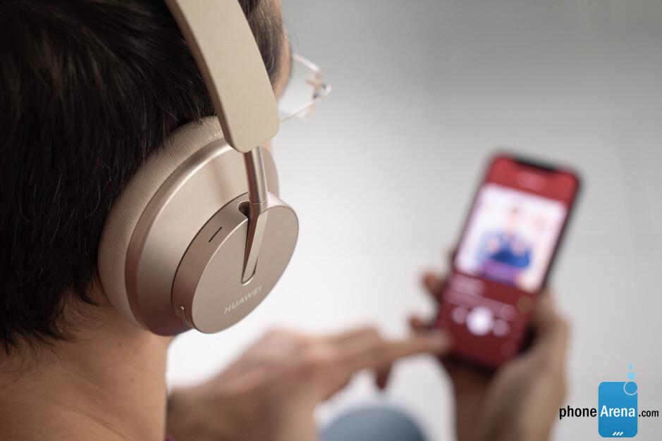 مراجعة Huawei Freebuds Studio