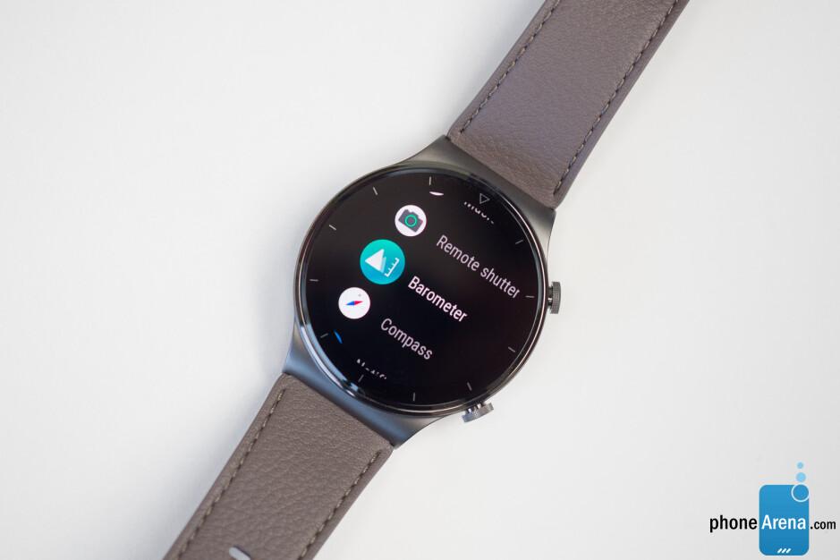 مراجعة ساعة Huawei Watch GT 2 Pro