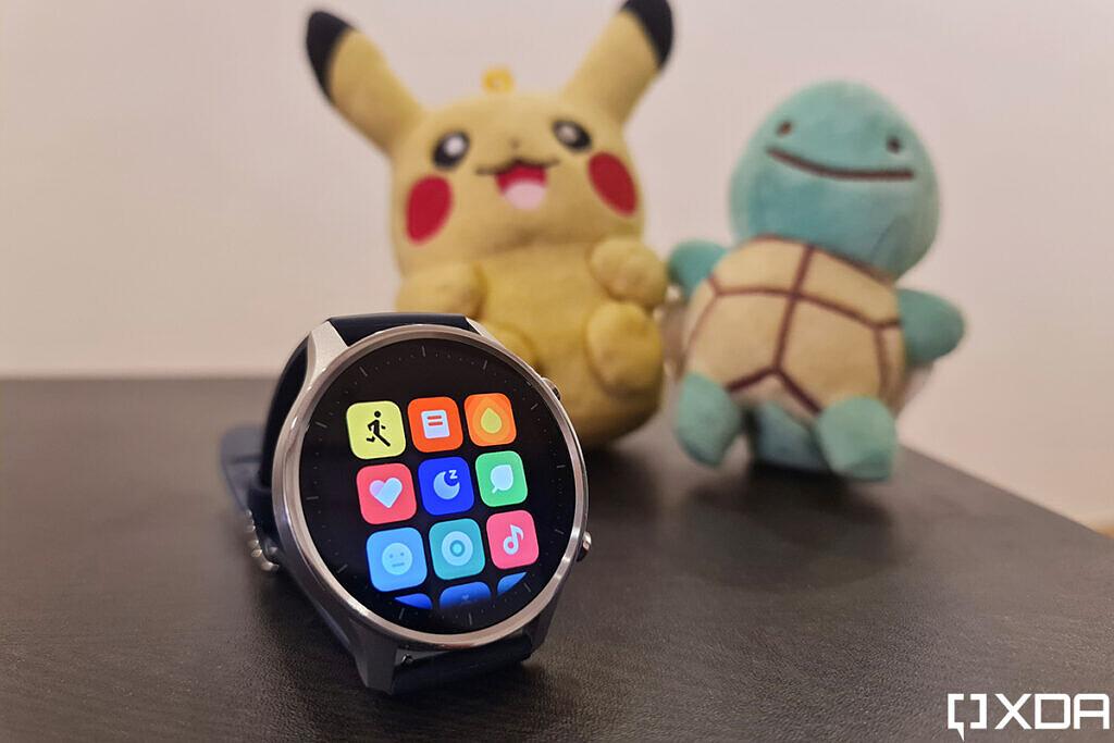 مراجعة Xiaomi Mi Watch Revolve على التطبيقات