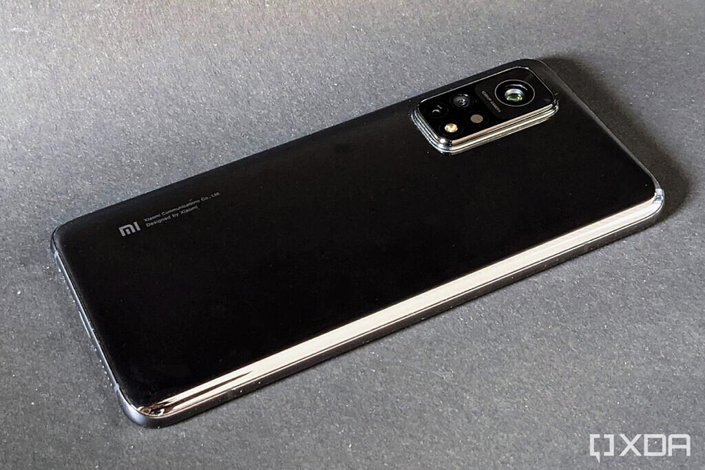xiaomi mi 10t pro grey snapdragon 865 108MP camera