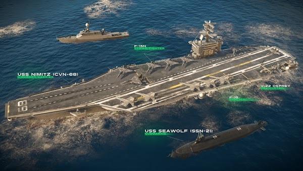 لعبة Modern Warships Mod تحميل اخر اصدار 2021 كاملة 2