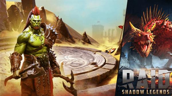 لعبة RAID Shadow Legends Mod تحميل اخر اصدار 2021 كاملة 2