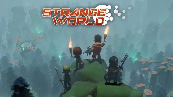 لعبة Strange World Mod تحميل اخر اصدار 2021 كاملة 2