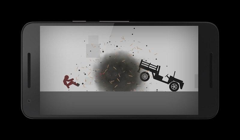 لعبة Stickman Dismounting MOD تحميل اخر اصدار 2021 كاملة 2