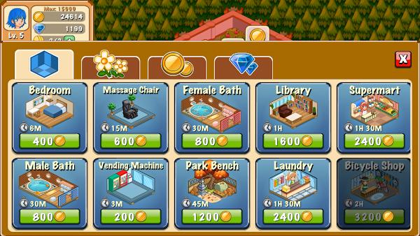 لعبة Hotel Story Mod تحميل اخر اصدار 2021 كاملة 1