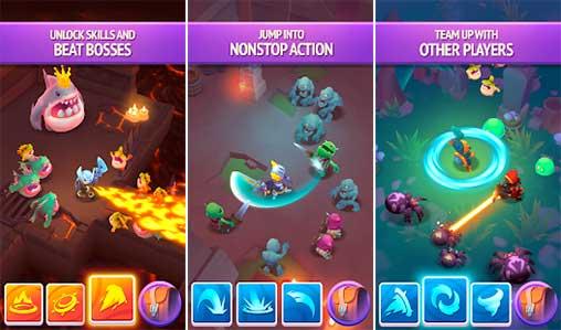 لعبة Nonstop Knight 2 Mod تحميل اخر اصدار 2021 كاملة 1