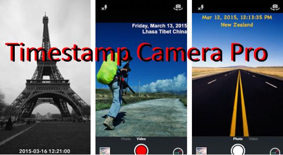 برنامج Timestamp Camera Pro APK تحميل اخر اصدار 2021 كاملة 1