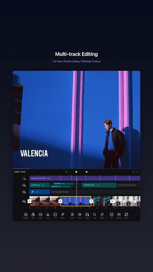 برنامج VlogNow VN Video Editor تحميل اخر اصدار 2021 كاملة 1