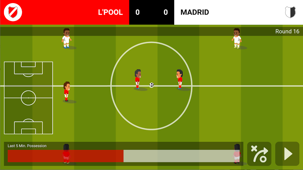 لعبة World Soccer Champs MOD تحميل اخر اصدار 2021 كاملة 1